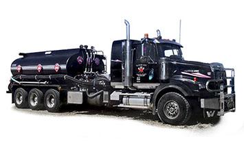 Oilfield Pressure Trucks | Methanol & Chemical Sales | Fluid
